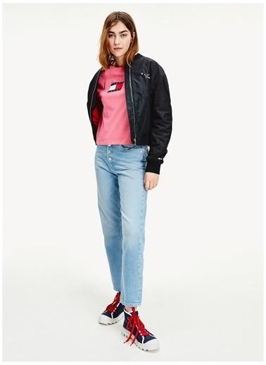 Tommy Jeans Tişört Pembe
